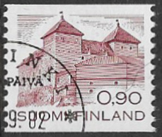 Finland SG1007a 1982 Definitive 90p Good/fine Used [39/31799/6D] - Finland
