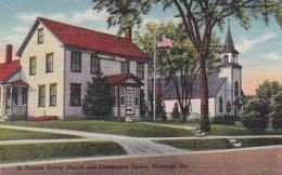 Maine Winthrop St Francis Xavier Church And Community Center - Sonstige