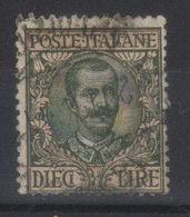 ITALIE  N° 87    SASS N° 91   (1911) - Usados