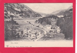 Old Post Card Of Segl-Maria, Sils Maria, Graubünden, Switzerland ,Y1. - GR Graubünden