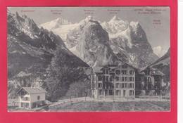 Old Post Card Of Kurhaus Victoria,Reuti, Switzerland ,Y1. - Switzerland