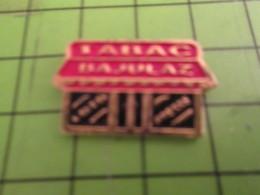 916a Pin's Pins / Rare & De Belle Qualité : THEME MARQUES / TABAC MARULAZ PRESSE - Marques
