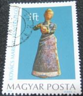 Hungary 1978 Pottery 1ft - Used - Hungary