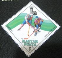 Hungary 1979 Winter Olympics Lake Placid 2ft - Used - Hungary