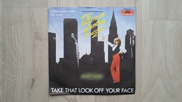 Marti Webb - Take A Look Off Your Face - Vinyl-Single - Musicals
