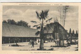 Cp , 75 , PARIS , Exposition Coloniale Internationale , 1931 , Pavillon Du Congo Belge - Expositions