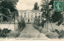 94 - SUCY-en-BRIE - Château De Grand Val - Sucy En Brie