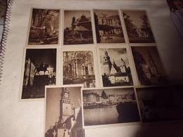 LOT DE 11 CARTES POLOGNE...VARSOVIE(6).czestochowa (2)..GDANSK..CRACOVIE ET GDYNIA - Cartes Postales