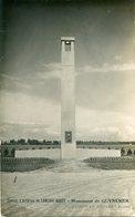 21 - LONGVIC-OUGES - Terrain D'Aviation De Longvic-Ouges. Monument De Guynemer - Aérodromes