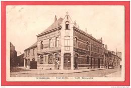 PK  GRIMBERGEN VILVOORDE  Pont Brûlé Café Trésignies Edition Ed. Laureys 1 Chaussée D'Eppeghem - Grimbergen