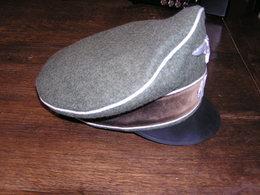 Casquette Allemande Ww2 - Headpieces, Headdresses