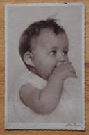 Lotte Herrlich - Kinderköpfe , 24. Sammlung - Serie 51 - Photo D'enfant / Bébé - (n°13897) - Herrlich, Lotte