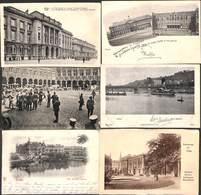 Liège - Lot 6 Cartes Diverses (moins Vues) - Liege