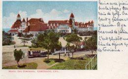 HOTEL DEL COLORADO, COLORADO ,CAL. - Postcards