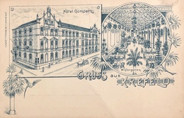 GRUSS Aus KREFELD - Krefeld