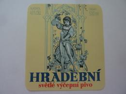 "Etichetta ""HRADEBNI' "" - Birra"
