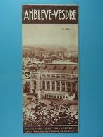 Amblève Vesdre - Dépliants Touristiques