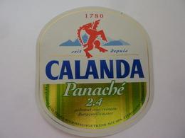 """Etichetta """"CALANDA"""" - Birra"""