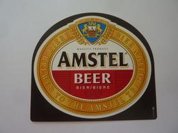 """Etichetta """"AMSTEL BEER"""" - Birra"""
