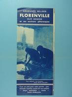 Florenville Sur Semois Et Ses Environs Pittoresques - Dépliants Touristiques