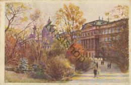 Wien - Technik Und Karlskirche - Resselpark [AA33 1.492 - Autriche