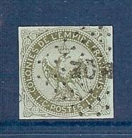 COLONIES GENERALES N° 1 OBLITERE MQE TTB - Aigle Impérial