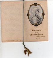 Almanach De La Vierge Marie 1933 - Calendriers