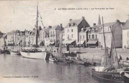 LE POULIGUEN - LOIRE-ATLANTIQUE - (44) - CPA ANIMÉE 1918. - Le Pouliguen