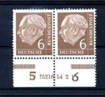 Z40555)Bund Heuss 180 HAN** - [7] République Fédérale
