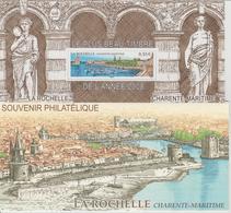Bloc Souvenir 44 La Rochelle Neuf Avec Carton - Foglietti Commemorativi