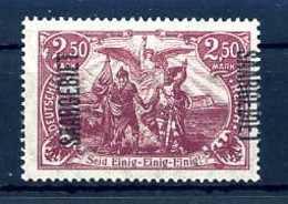 Z45609)Saar 43 D**, Best. Gepr. Burger - Neufs
