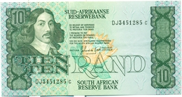 10 RAND 1985 - South Africa