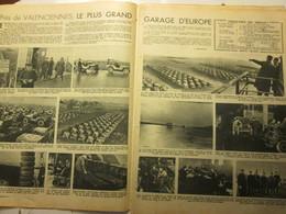1947         PROUVY Le Plus Grand Garage D Europe Pres De VALENCIENNES - Unclassified