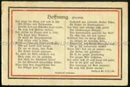 Hoffnung Parodie An KLINKHAMMER In Bayenthal Verzogen Leudersdorf Bei Kerpen Eifel Feldpost Feldpoststempel Stempel - Guerre 1914-18