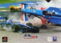 Formula 1  -  1998   -  Carte Promo - Grand Prix / F1