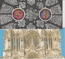 Bloc Souvenir 58 Cathédrale De Reims Neuf Avec Carton - Bloques Souvenir