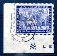 Z47893)SBZ 199 ER Mit DZ Gest. - Sowjetische Zone (SBZ)