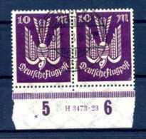 Z49540)DR 264 HAN Gest., Stempel Meines Erachtens Fraglich - Allemagne