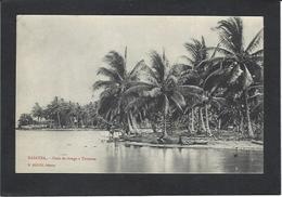 CPA Océanie Polynésie Française RAIATEA Circulé - French Polynesia