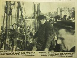 1947   Boulogne Sur Mer   PECHEUR - Boulogne Sur Mer