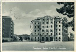 CAMPOBASSO  Palazzi I.N.C.I.S. E Ferrovieri  Incis - Campobasso
