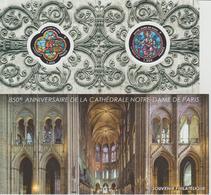 Bloc Souvenir 78 Notre Dame De Paris Neuf Avec Carton - Blocs Souvenir