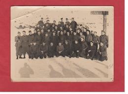 Photo Camp De Prisonniers En Allemagne 1942 - 1939-45