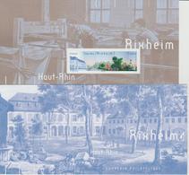 Bloc Souvenir 79 Rixheim Neuf Avec Carton - Souvenir Blocks & Sheetlets
