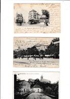 BELGIQUE / LOT DE 60 CARTES / LIEGE / LUXEMBOURG / NAMUR / HAINAUT - Collections