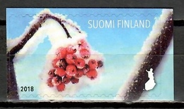 Finland 2018 Finlandia / Fruits MNH Frutas Früchte / Cu10628  4 - Fruit