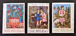 EUROPA 1975 - NEUFS ** - YT 1176/78 - MI 1198/00 - Ungebraucht