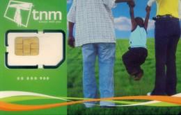 Malawi GSM SIM Cards, (1pcs,MINT)(sample) - Malawi