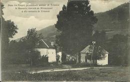 CPA De ST ROMARIC - Cascade De Miraumont - Dans Les Vosges, Promenade Autour De Trianon (G. Descieux). - France
