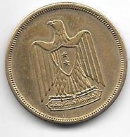 *egypte 10 Milieme 1960   Km 395  UNC - Egitto